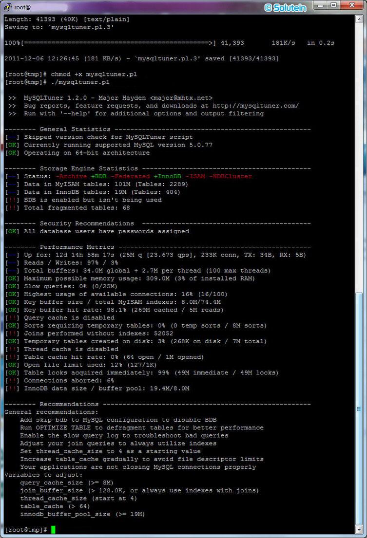 Acelerar y optimizar servidor MySQL - Foto 3