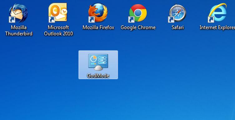 Activar modo Dios en Windows 7 - Foto 2