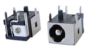 Reparación conector de corriente HP