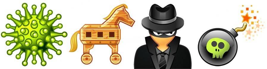 Elimininación virus y spyware