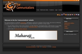 Proyecto web Eur Communications