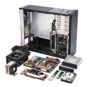 Montaje de ordenadores y componentes