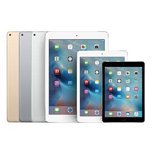 Reparación de iPads