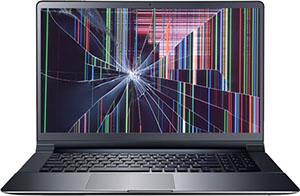 Reparacion pantalla de portátil