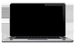 Ordenador portátil sin vídeo