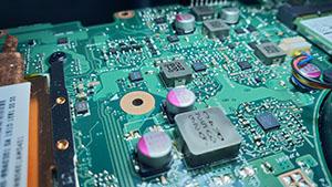 Reparación placas base de portátil Toshiba