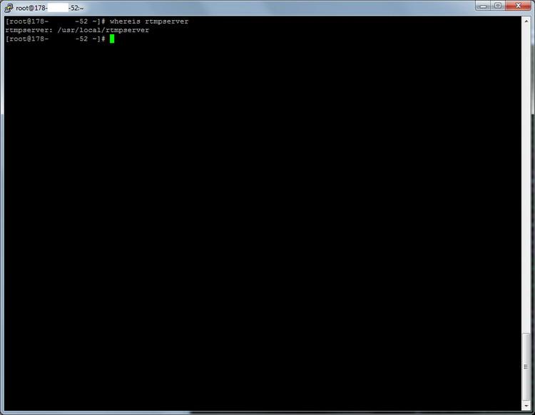 Localizar programa instalado en Linux - Whereis