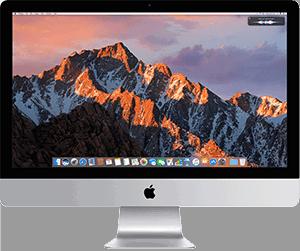 Reparación tarjeta gráfica iMac